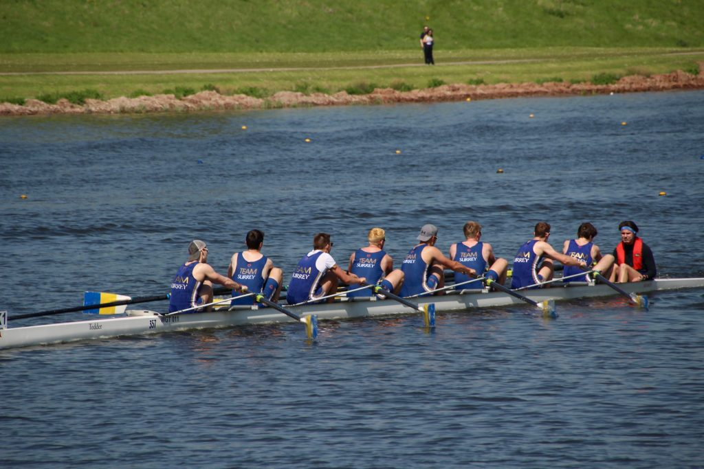 MInt8+ BUCS Regatta 2018