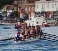 Temple 8+ racing at HRR