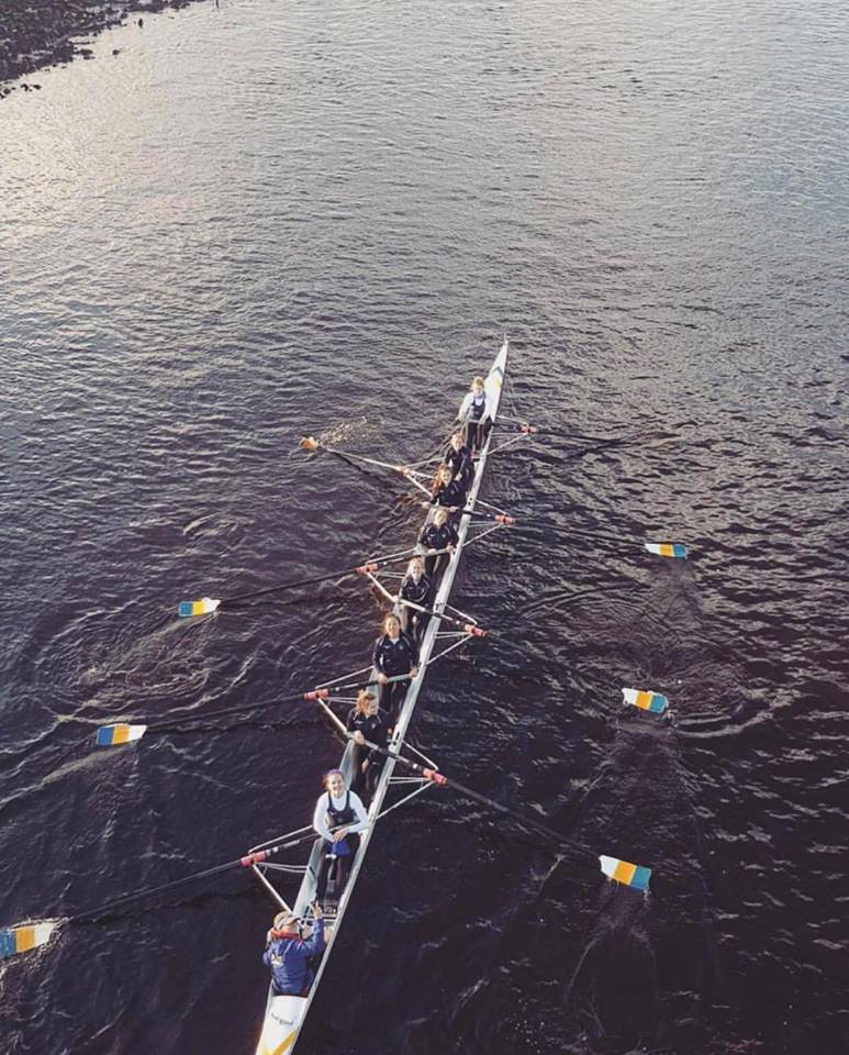 WB8+ Tyne Head 2019