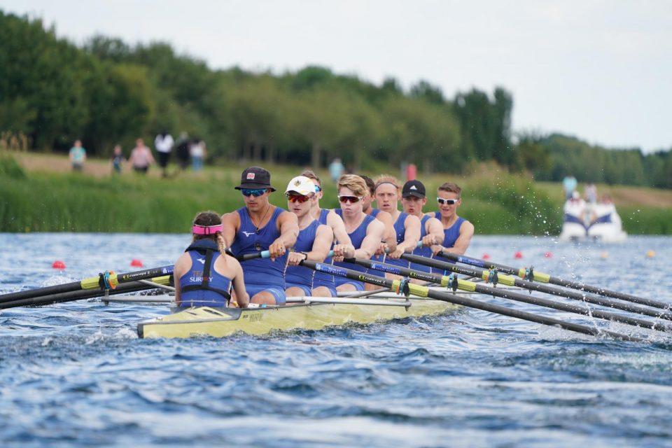 USBC Win At Marlow Regatta – University of Surrey Boat Club